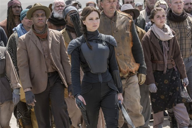 The Hunger Games: Mockingjay - Part 2 Photo 21 - Large