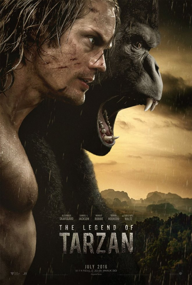 The Legend of Tarzan Photo 32 - Large