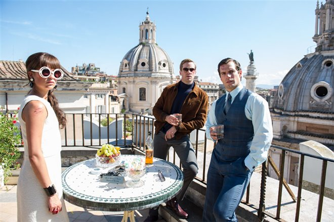 The Man from U.N.C.L.E. Photo 1 - Large