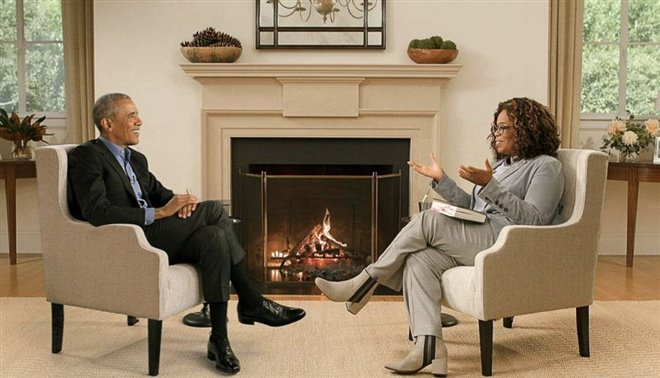 The Oprah Conversation (Apple TV+) Photo 2 - Large