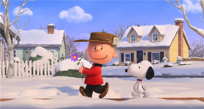 The Peanuts Movie Photo 1 - Large