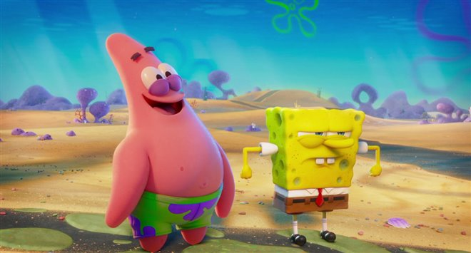 The SpongeBob Movie: Sponge on the Run Photo 8 - Large