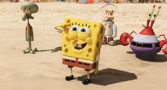 The SpongeBob Movie: Sponge Out of Water Photo 2 - Large