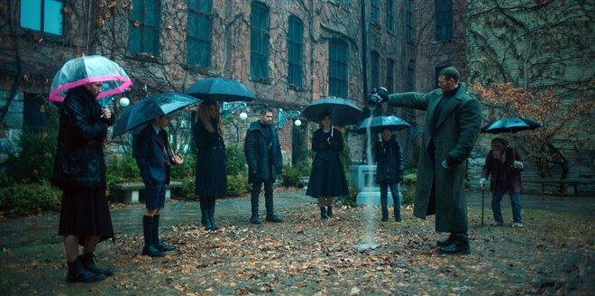 The Umbrella Academy (Netflix) Photo 4 - Large