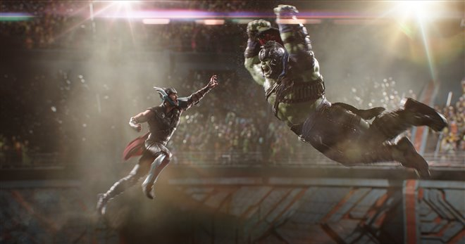 Thor : Ragnarok (v.f.) Photo 26 - Grande