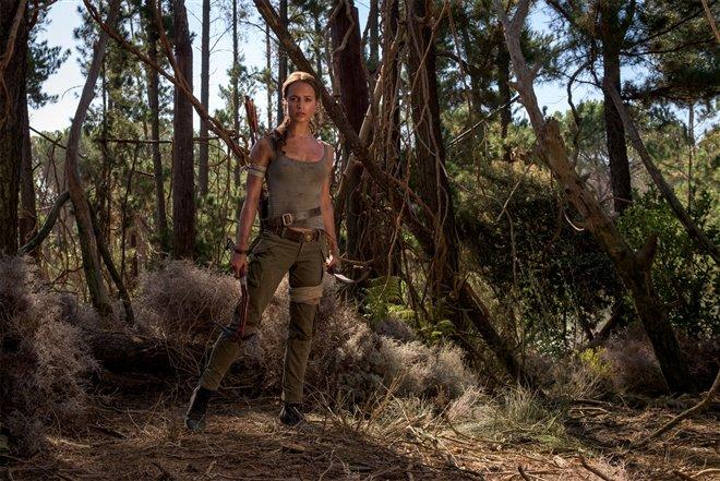 Tomb Raider (v.f.) Photo 1 - Grande