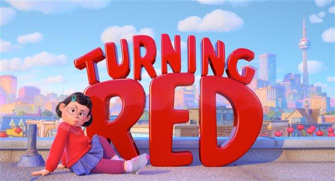 Turning Red Photo 2 - Large