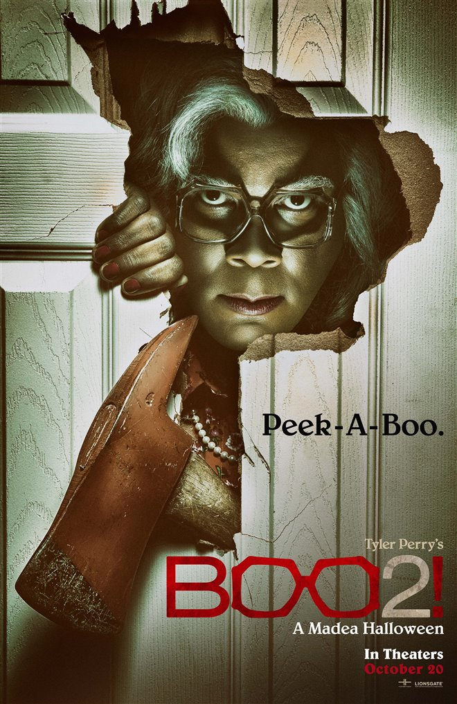 Tyler Perry's Boo 2! A Madea Halloween Photo 11 - Large