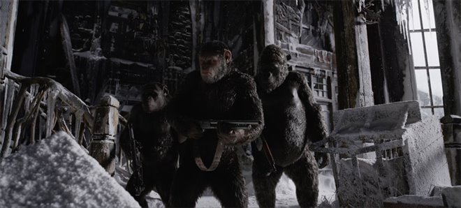 War for the Planet of the Apes Photo 1 - Large