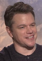 Matt Damon Photo