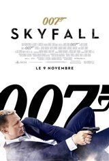 007 Skyfall (v.f.) Affiche de film
