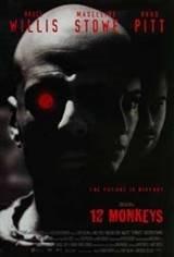 12 Monkeys Movie Poster