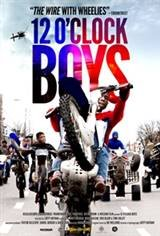 12 O'Clock Boys Movie Poster