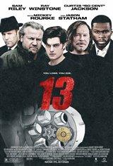 13 Movie Poster Movie Poster