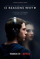 13 Reasons Why (Netflix) Poster
