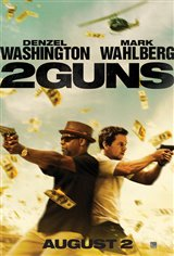 2 Guns Movie Poster Movie Poster