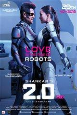2.0 (Tamil) Affiche de film