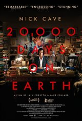 20,000 Days on Earth Movie Poster
