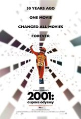 2001: A Space Odyssey (70mm re-release) Affiche de film