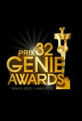 2012 Genie Awards Movie Poster
