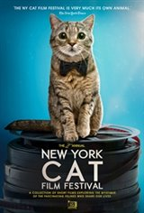 2019 NY Cat Film Festival Large Poster