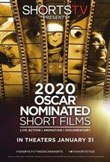2020 Oscar Nominated Shorts - Live Action Affiche de film