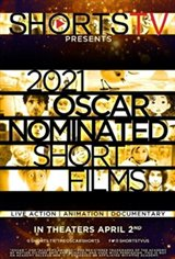 2021 Oscar Nominated Short Films: Animation Movie Poster