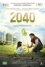 2040 (v.o.a.s-t.f.) Affiche de film