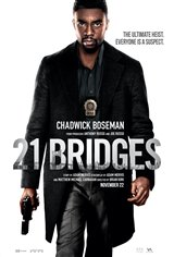 21 Bridges Affiche de film