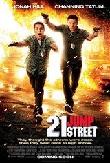 21 Jump Street Large Poster