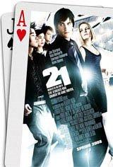 21 (v.f.) Movie Poster