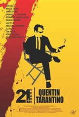 21 Years: Quentin Tarantino Large Poster