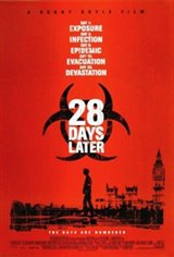 28 Days Later Movie Poster Movie Poster