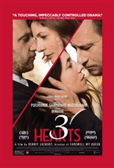 3 Hearts Movie Poster