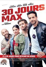 30 jours max (v.o.f.) Affiche de film