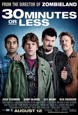 30 Minutes or Less Movie Poster Movie Poster