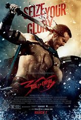 300: Rise of an Empire - An IMAX 3D Experience Movie Poster