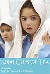 3000 Cups of Tea Movie Poster