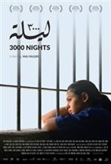 3000 Nights Movie Poster