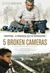 5 Broken Cameras Movie Poster Movie Poster