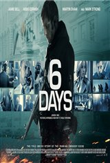 6 Days Movie Poster Movie Poster