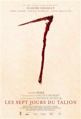 7 Days Movie Poster Movie Poster