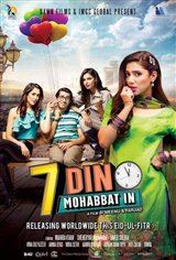 7 Din Mohabbat In Movie Poster