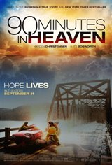 90 Minutes in Heaven Large Poster