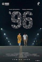 96 (Tamil) Movie Poster