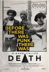 A Band Called Death Large Poster