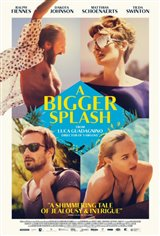 A Bigger Splash Large Poster