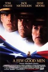 A Few Good Men Movie Poster