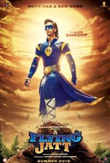 A Flying Jatt Affiche de film