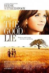 A Good Lie Large Poster